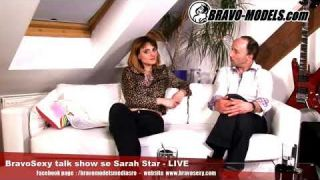 BravoSexy talk show se Sarah Star host: DANIEL KREJBICH - Eroticky fotograf a malir
