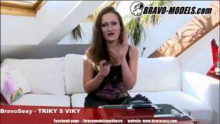 BravoSexy - Triky a VIKI - 01-03-2018