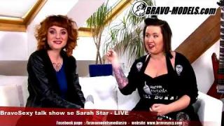 BravoSexy Talk - Live host: LADY ANNAHELL - alternativni modni navrharka